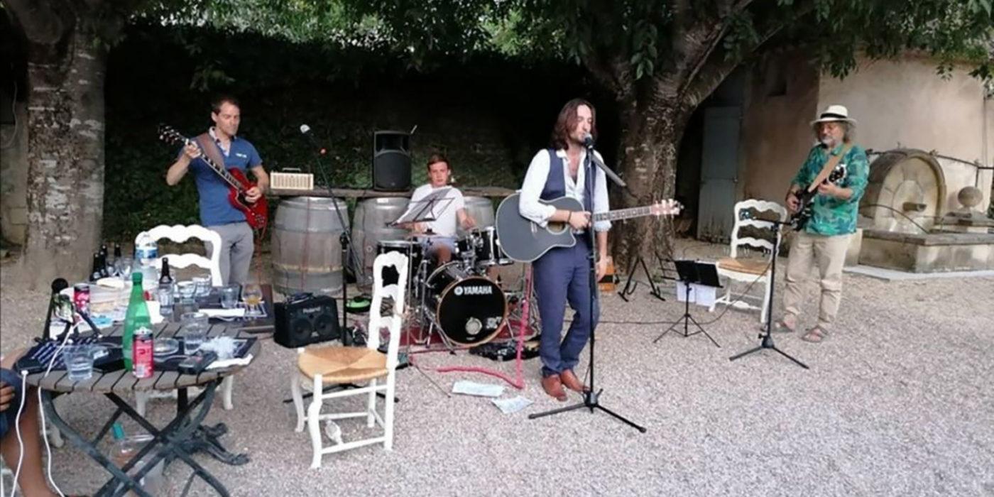 Petit concert au Bois Bréant